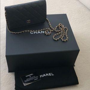 f2e8f822ff20 Women Neiman Marcus Chanel Bags on Poshmark